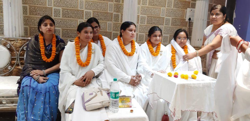सासाराम (बिहार) सेवाकेंद्र पर एक दिवसीय शिविर का आयोजन
